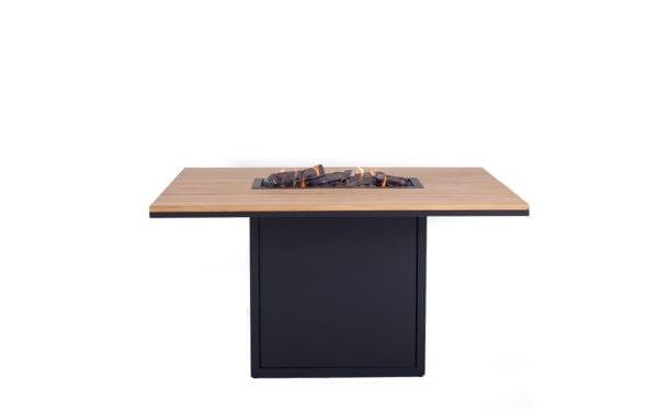 cosiloft-120-dinertafel-zwart-teak